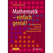 Mathematik  einfach genial! - eBook