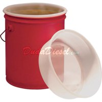 5 Gallon EZ Strainer Insert 25 Micron for Bucket Pail Filtering Water Paint Biodiesel WVO WMO Vegetable Oil