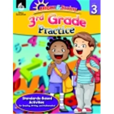 Shell Education Bright And Brainy Book With Cd  44  Grade 3