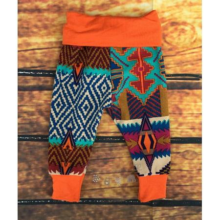 Thanksgiving Infant Baby Boy Girl Outfits Clothes Romper Pants Leggings 4PCS Set