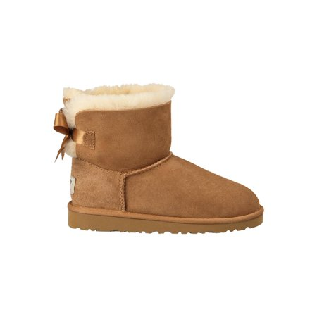 Ugg Mini Bailey Bow Boots Little Kids Style : 1005497k](Bailey Bow Kids Uggs)