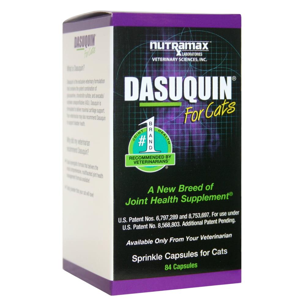 Nutramax Dasuquin Joint Health Cat Supplement, 84 Count