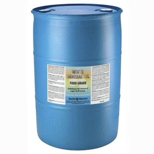 Mineral Oil 70 Food Grade, Light NF Grade - 55 gallon drum ...