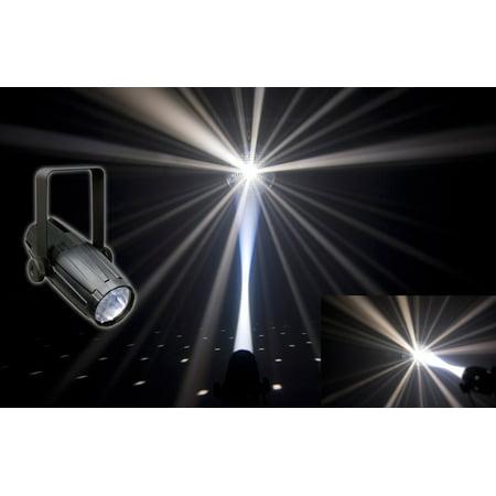 - Chauvet DJ LED Pinspot 2 Spot Light Lighting Fixture For Church Stage Design