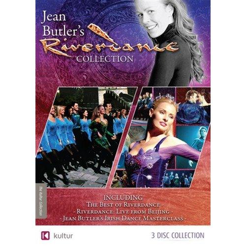 Jean Butler's Ultimate Riverdance Collection (3 Discs)
