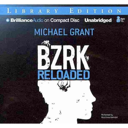 BZRK Reloaded: Library Edition