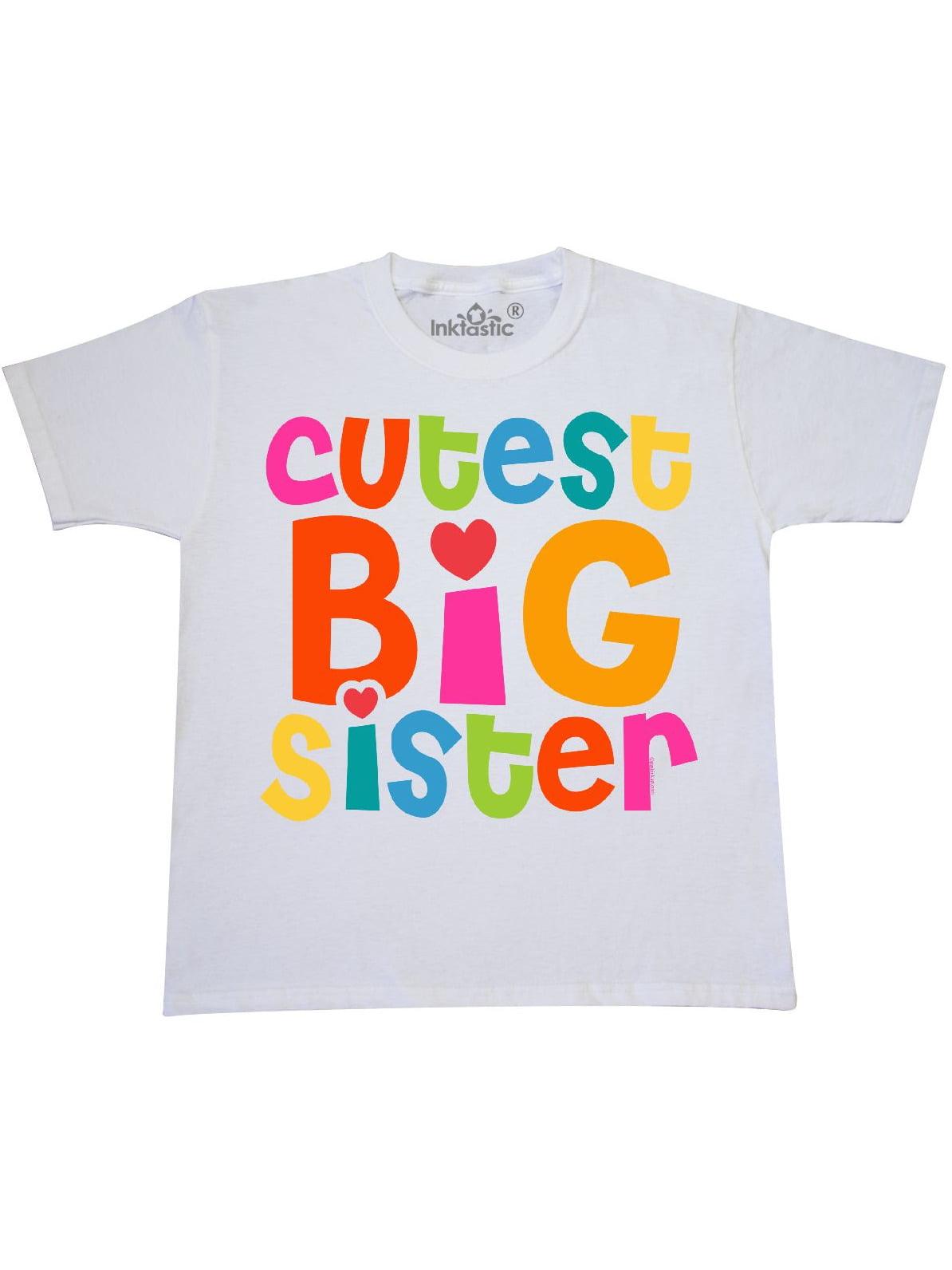 Cutest Big Sister Youth T-Shirt