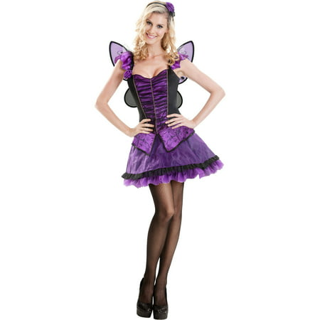 Purple Fairy Adult Halloween Costume