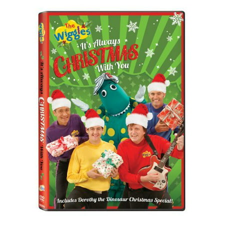 The Wiggles: It's Always Christmas With You! (The Wiggles The Best Of The Wiggles)