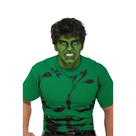 Adult Hulk Marvel Halloween Costume Wig](Hulk Hogan Wig)