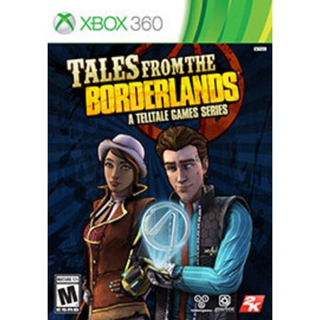 Tales From the Borderlands, 2K, Xbox 360, 710425497360 (Borderlands 2 Halloween)