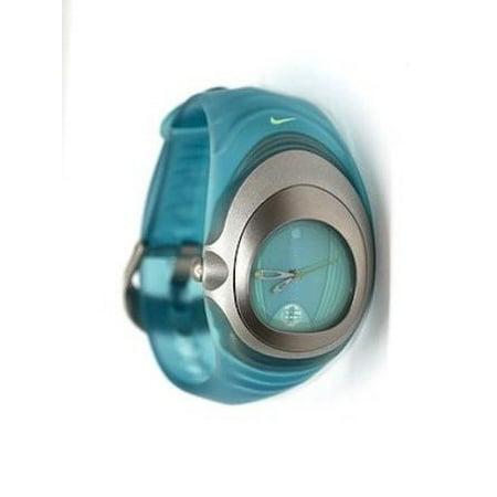 Hurricane Analog Rubber Quartz Sport Watch Blue -
