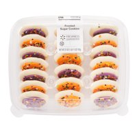 Freshness Guaranteed Halloween Frosted Sugar Cookie, 27 oz, 20 Count