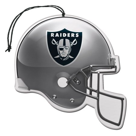 Oakland Raiders Official NFL Air Freshener Set by Team Promark