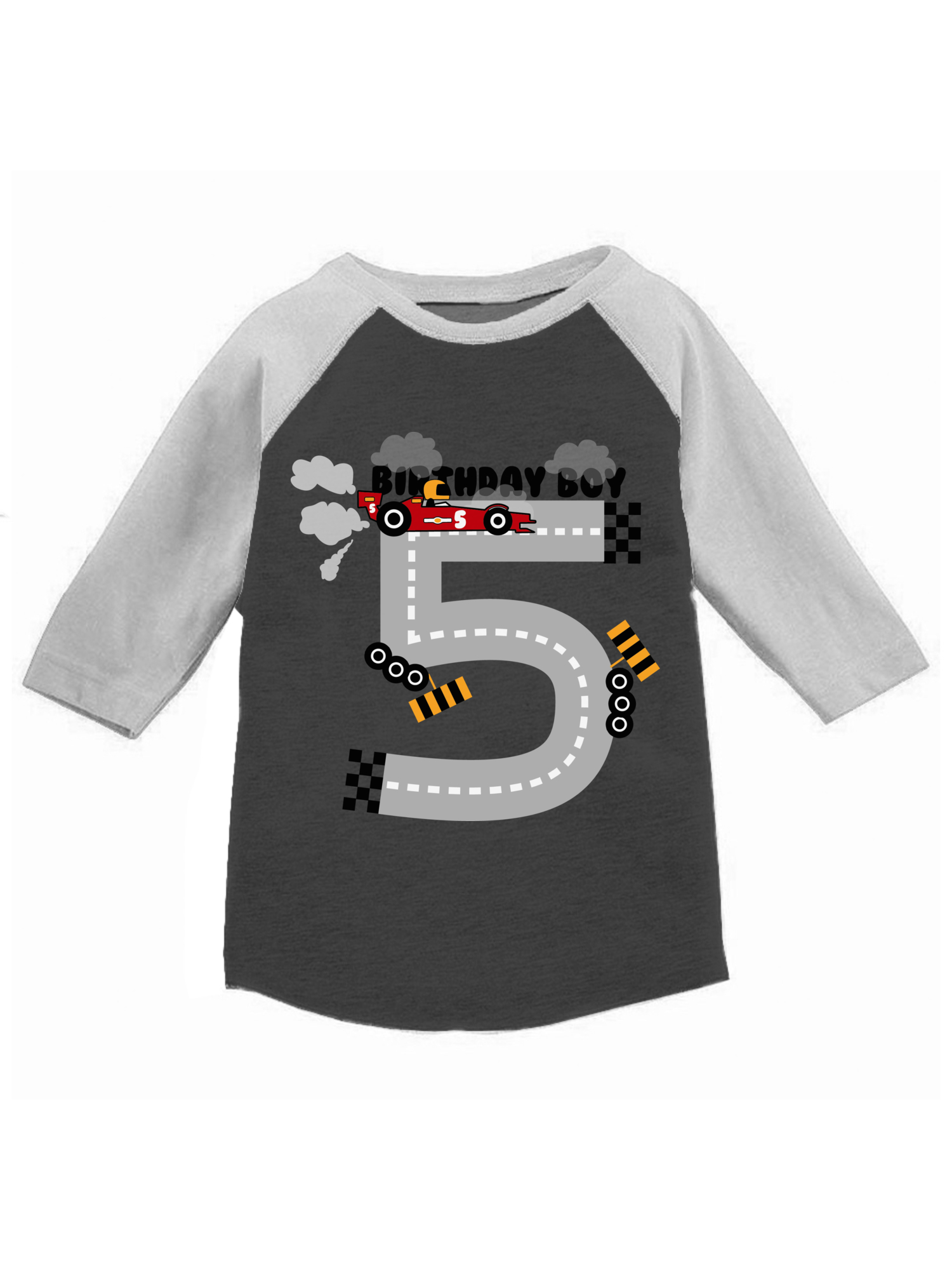 FHTD Sonic Family Infant Graphic T-Shirt Baby Cartoon Cotton Tees Black
