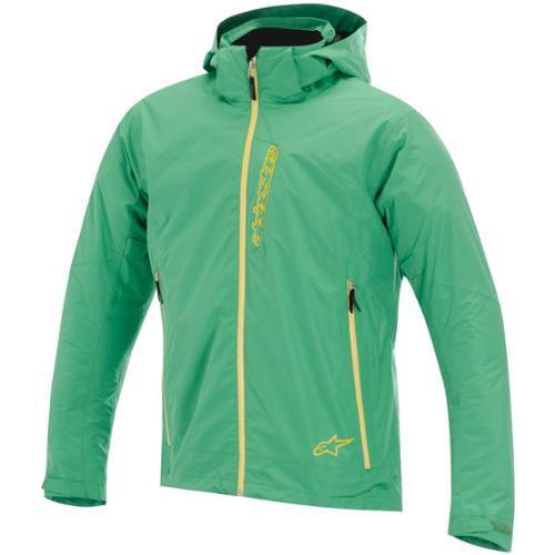 Alpinestars Scion 2L Waterproof Jacket Bright Green