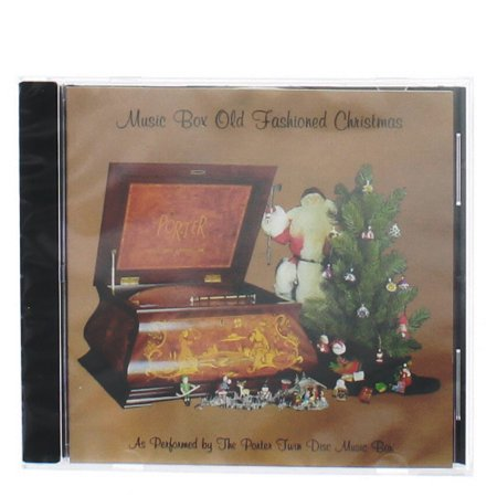 music box old fashioned christmas cd. Black Bedroom Furniture Sets. Home Design Ideas
