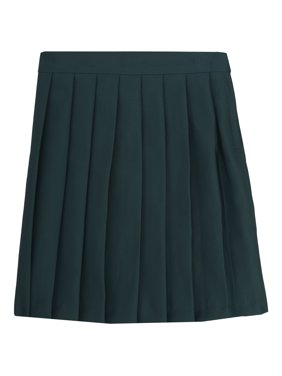 French Toast Girls 4-20 School Uniform Adjustable Waist Mid Length Pleated Skirt