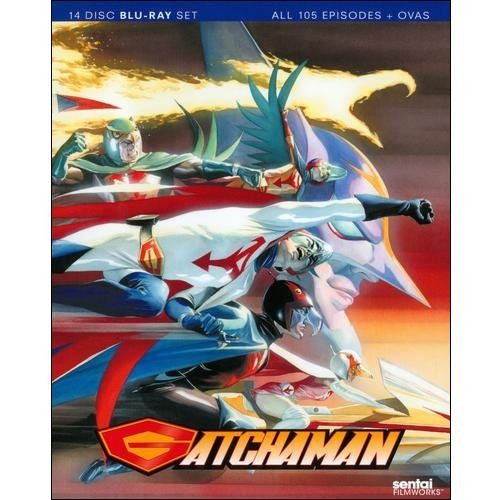 Gatchaman: Complete Collection (Blu-ray)