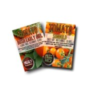 Bush Early Girl Tomato Seed Packet + Bonus Free Packet Sungold Tomato