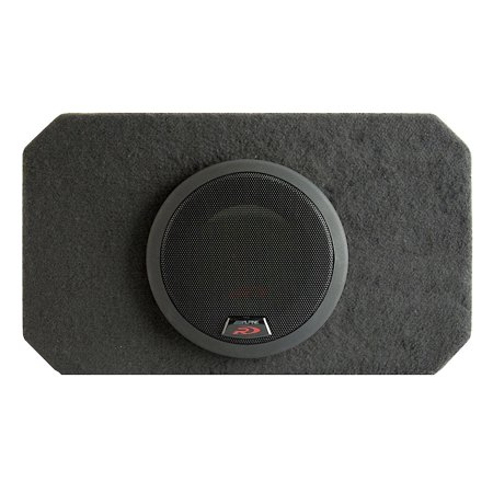 Alpine Type-R 8 Inch 1000 Watt Loaded Ported Subwoofer Enclosure Box |