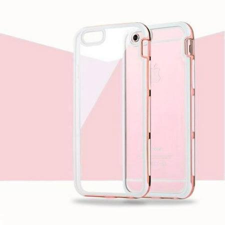 Iphone 6s Plus Case,Mignova Iphone 6s Plus [Ultimate Cushion]slim Scratch / Dust Proof Hybrid Transparent Clear Case- For Iphone 6s Plus 5.5