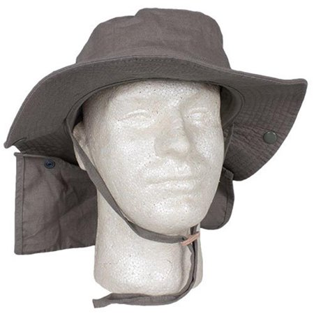 Advanced Hot-Weather Boonie Hat - Earth-Tone -