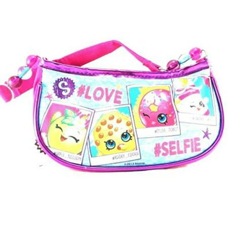Hand Bag - Shopkins - Love & Selfie Kids Purse New 423543 - Kids Purse