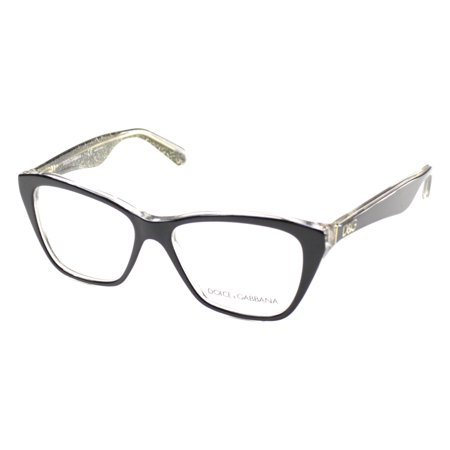 f62c90503b9 Dolce   Gabbana DG3167 2737 52mm Women s Rectangle Eyeglasses - Walmart.com