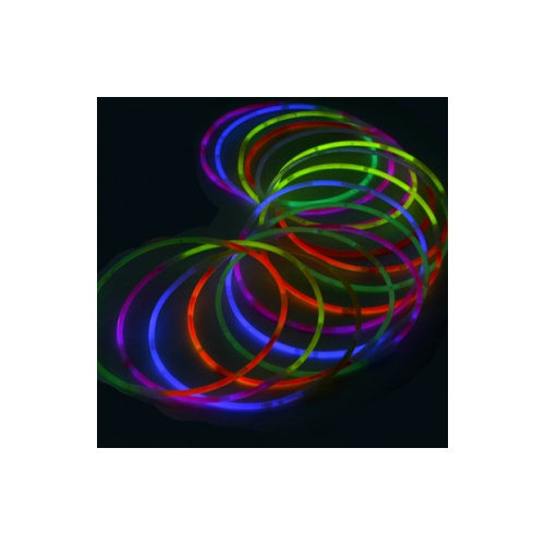 Mr. Light 50-Piece Glow-Stick Necklaces
