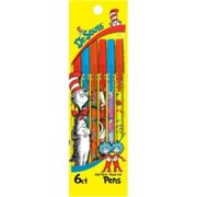 Dr. Seuss Pens 6 Pack