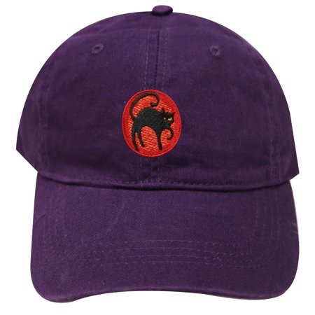 City Hunter C104 Halloween Catmoon Baseball Caps - Dark Purple](Halloween City Printable Coupons)