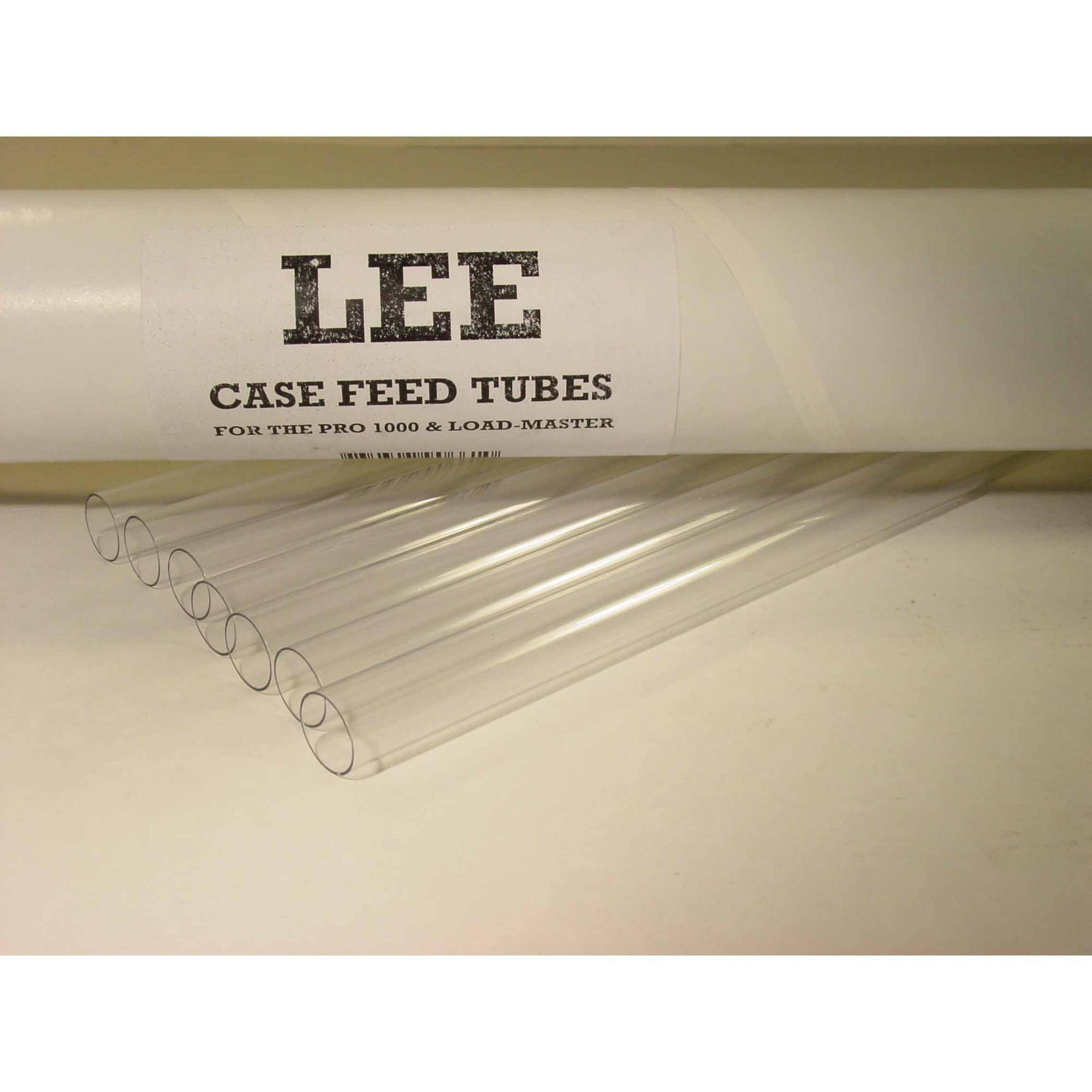 Lee Precision Pro 1000 and Loadmaster Replacement Case Feeder Tubes