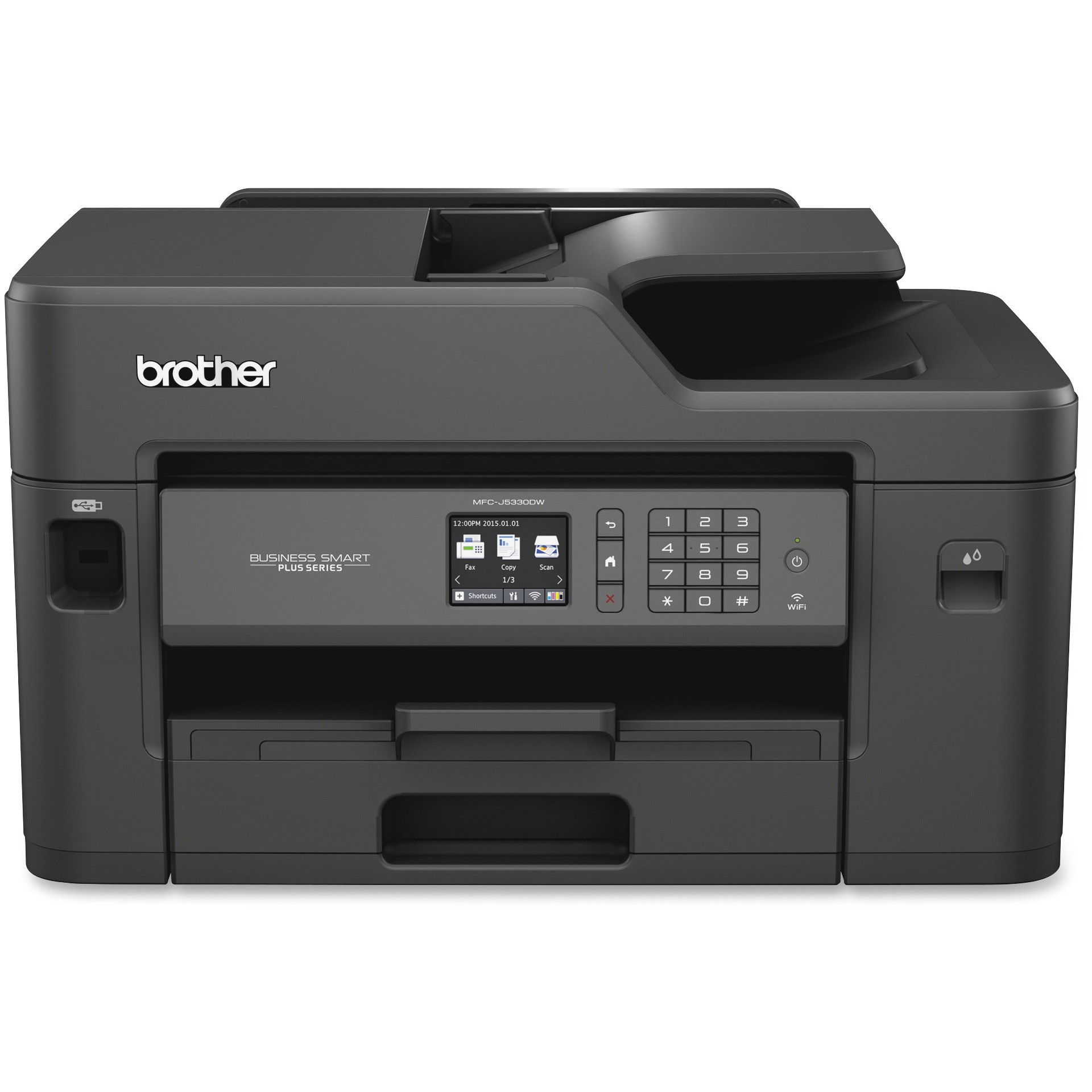 Brother Business Smart Plus MFC-J5330DW Color Inkjet All-in-One, Copy Fax Print Scan by Brother