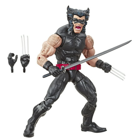 Marvel Retro 6-Inch-Scale Fan Figure Collection Wolverine (X-Men) Action Figure (Marvel Wolverine Pictures)