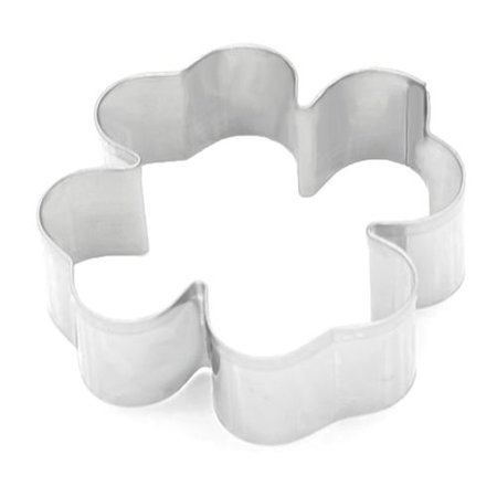 AkoaDa 1 Pcs Cookie Cutters Stainless Steel DIY Cake Biscuit Pastry Moulds Fondant Cutters Rabbit Carrot Flower Butterfly Biscuit Mold