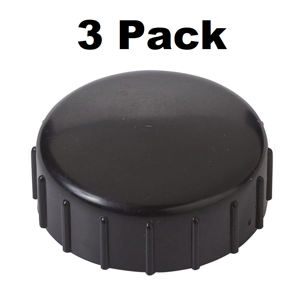 3 Trimmer Head Bump Knob for Ryan, Ryobi 153066, 55803