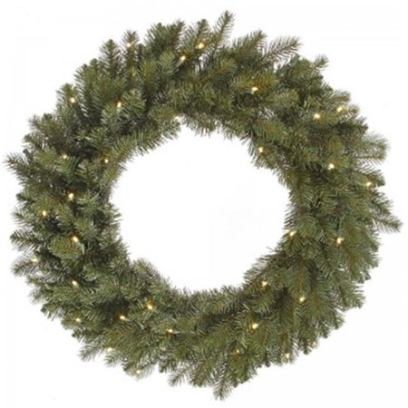 30 in. Colorado Wreath LED 40WmWht - image 1 de 1