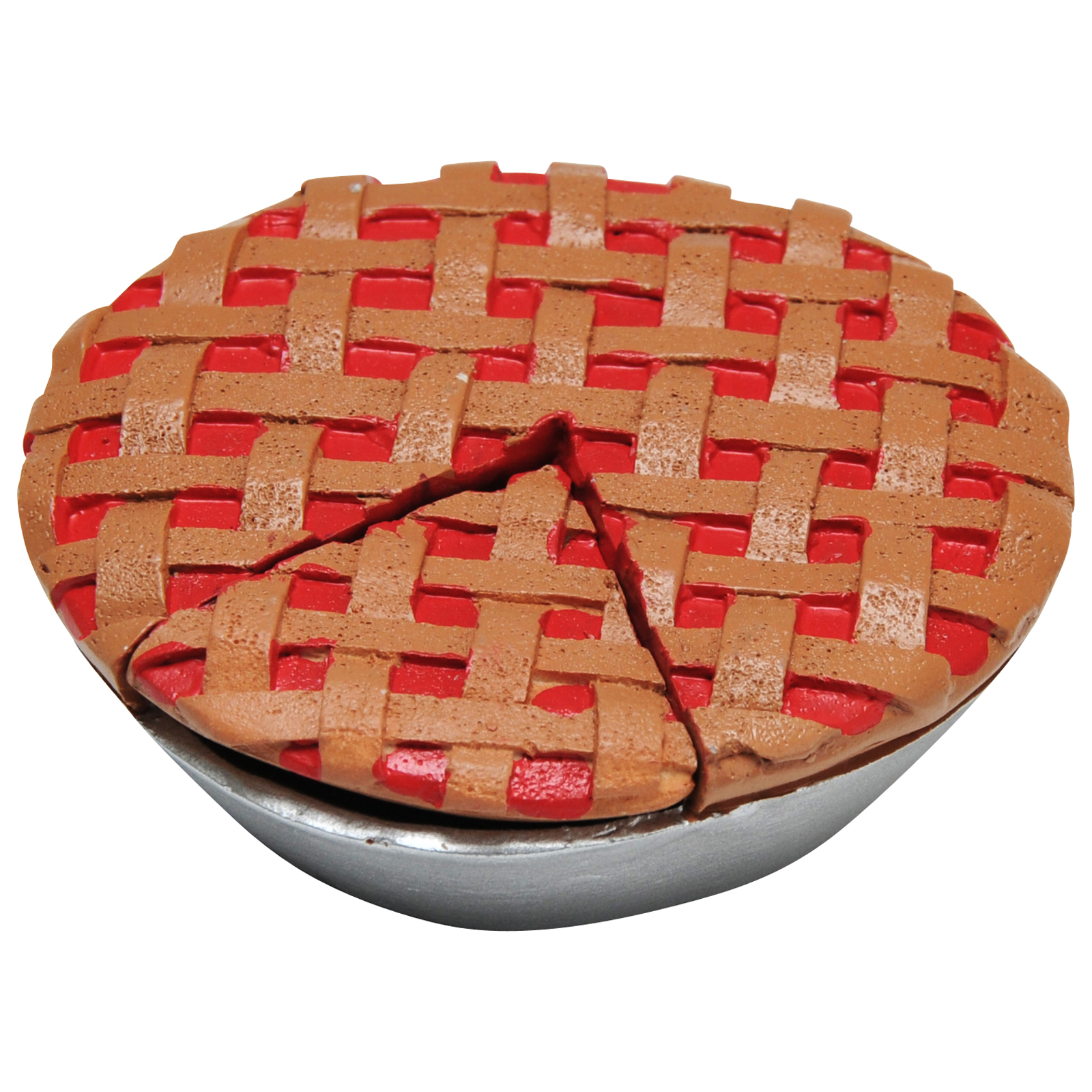 """The Queen's Treasures Bakery Collection Cherry Pie for 18"""" Doll Furniture & Play Kitchen Food Accessories"""