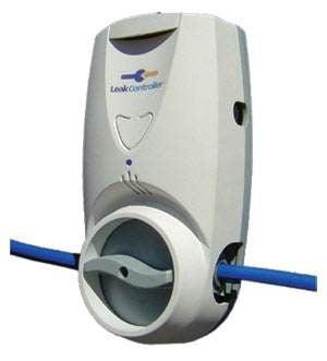 Water Controller (LCS 14) Leak Detector Water Alarm & Shu...