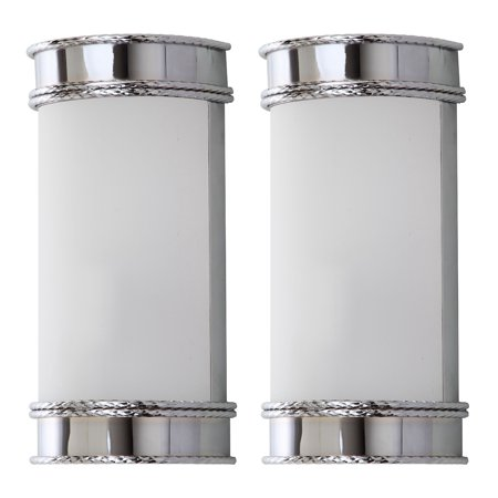 Safavieh Florence 12 in. High Wall Sconce, Set of 2