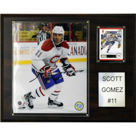C & I Collectables 1215SGOMEZ NHL Montreal Canadiens Player