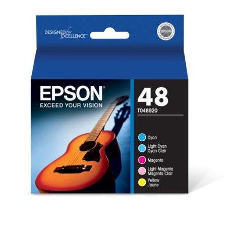 Epson America T048920 Ink Cartridge Multipak, Stylus Photo