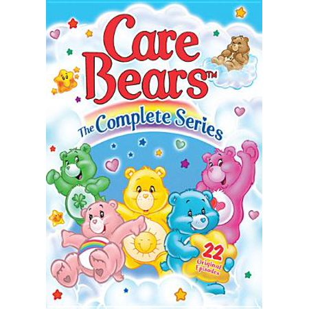 Care Bears: The Complete Series (DVD)](Angry Care Bear)