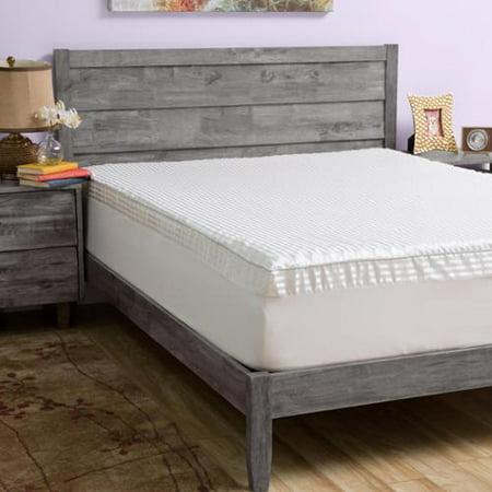 Slumber Solutions Big Comfort 3 Inch Memory Foam Mattress