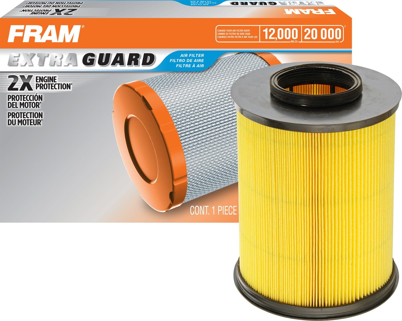 FRAM Extra Guard Air Filter, CA11114 by FRAM
