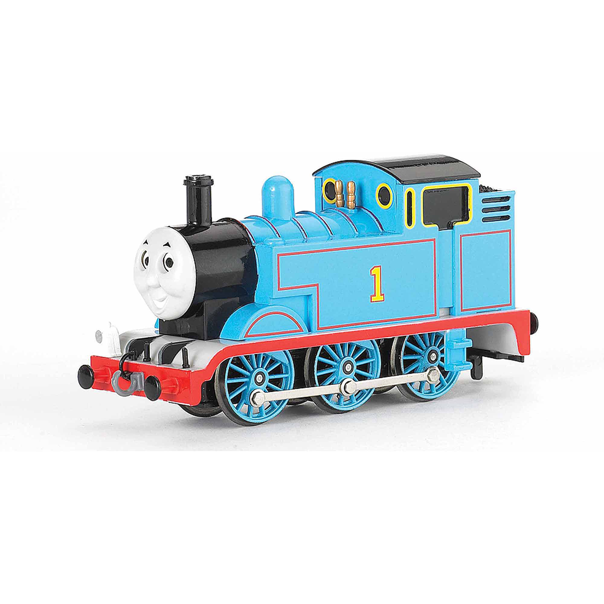 Bachmann Trains Thomas and Friends Thomas The Tank Engine Locomotive with Moving Eyes, HO Scale Train