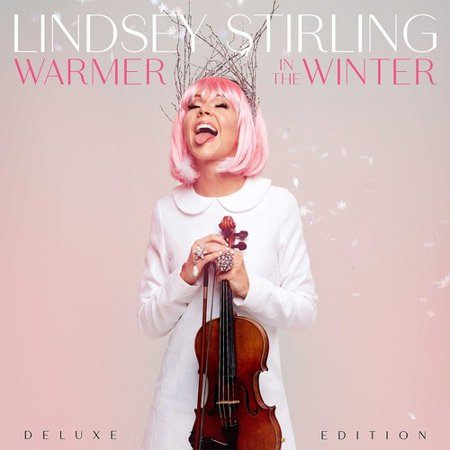 Warmer In The Winter (CD) (Lindsey Stirling Warmer In The Winter Tour)