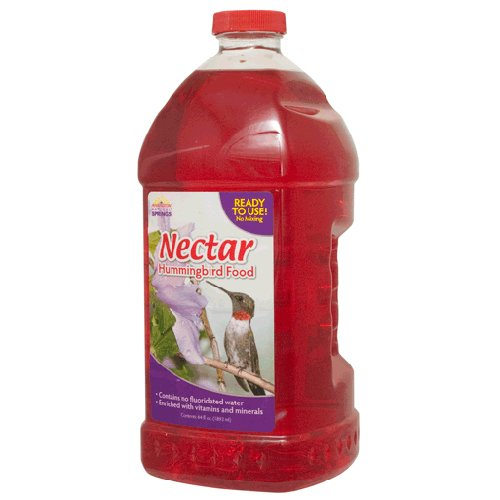 Pennington Ready-to-Use Hummingbird Nectar, 64 oz by Pennington Seed Inc