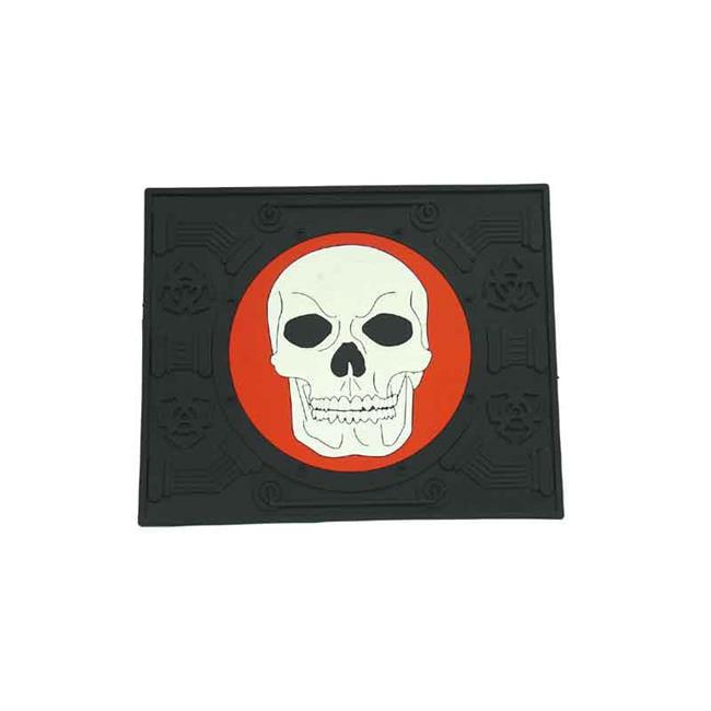 Plasticolor Skull Rubber Utility Mat - image 1 de 1